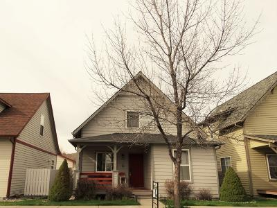 Missoula County Single Family Home For Sale: 4608 Monticello Place