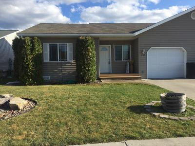 Flathead County Single Family Home Under Contract Taking Back-Up : 2244 Merganser Drive
