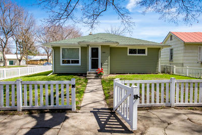 Kalispell Single Family Home Under Contract Taking Back-Up : 805 3rd Avenue East