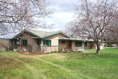 Missoula County Single Family Home For Sale: 631 West Crestline Drive