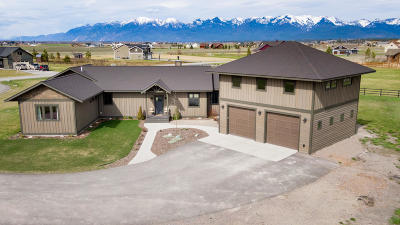 Kalispell Single Family Home For Sale: 1066 Pheasant Haven Drive