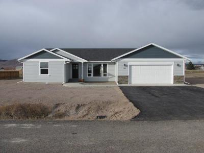 Helena Single Family Home For Sale: 1008 Mortise Loop