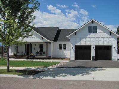 Kalispell Single Family Home For Sale: 150 Kara Drive
