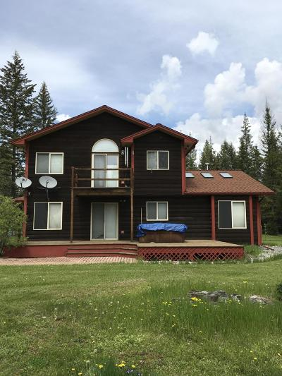 Kalispell Single Family Home For Sale: 240 Coyote Meadow Trail