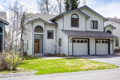 Whitefish Single Family Home For Sale: 1750 East Lakeshore Drive