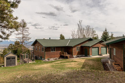 Flathead County Single Family Home For Sale: 333 Overlook Ridge