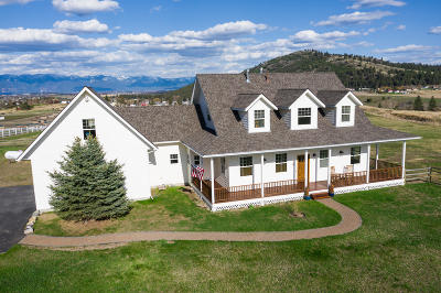 Kalispell Single Family Home For Sale: 58 Morning View Way