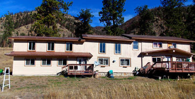 Superior Single Family Home For Sale: 108 Shaw Gulch Road