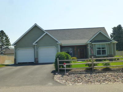 Somers Single Family Home For Sale: 1525 Mackinaw Loop