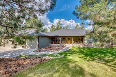 Stevensville Single Family Home For Sale: 236 St Joseph Lane