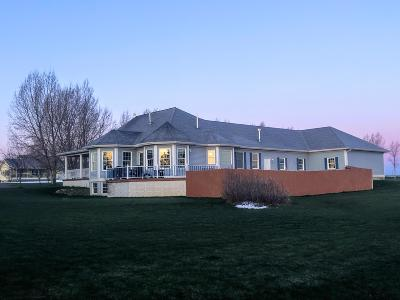 Great Falls, Black Eagle, Belt, Ulm Single Family Home Under Contract with Bump Claus: 2601 Larkspur Lane