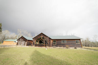 Single Family Home For Sale: 336 Mill Creek Road