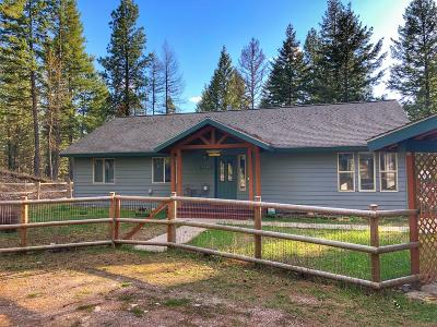Kalispell Single Family Home For Sale: 400 Lake Loop Drive