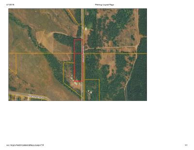 Mineral County Residential Lots & Land For Sale: Nhn Timber Creek Road