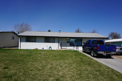 Great Falls Single Family Home Under Contract Taking Back-Up : 4149 5th Avenue South