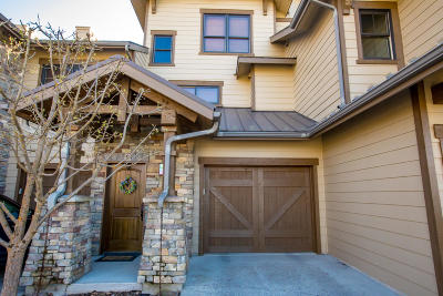 Whitefish Single Family Home For Sale: 6005 St Moritz Drive