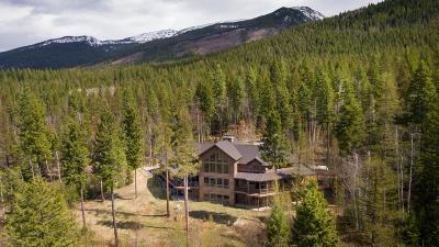 Bigfork Single Family Home For Sale: 70 Big Cedar