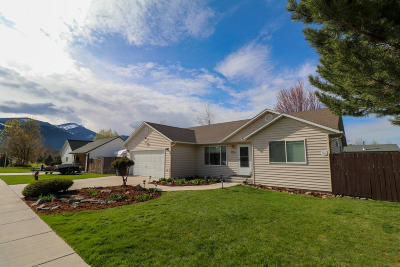Stevensville Single Family Home Under Contract Taking Back-Up : 325 Valley View Street