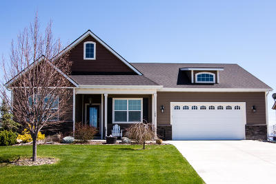 Kalispell Single Family Home For Sale: 105 Heavens Peak Drive