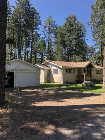 Bigfork Single Family Home For Sale: 33613 Cherry Lane