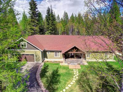 Lake County Single Family Home Under Contract Taking Back-Up : 13744 Great Bear Loop