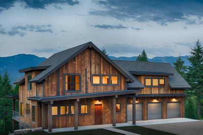Bigfork Single Family Home For Sale: 851 La Brant Road