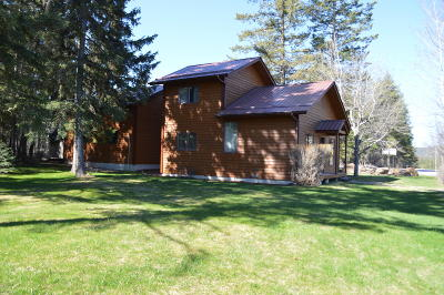 Whitefish, Olney Single Family Home For Sale: 397 Blanchard Lake Road