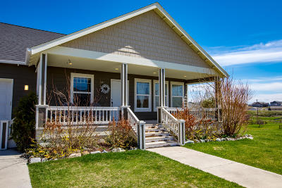 Kalispell Single Family Home For Sale: 121 Blue Crest Drive