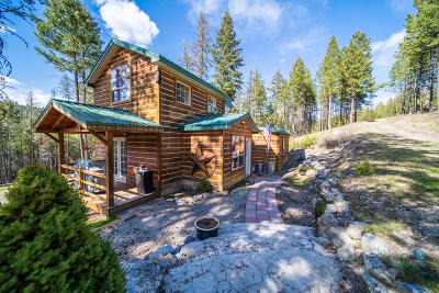 Lakeside Single Family Home Under Contract Taking Back-Up : 211 Bear Canyon Road