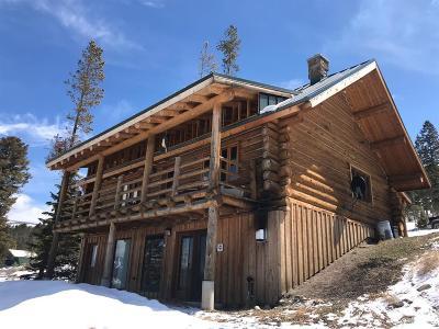 Dell, Anaconda, Wise River, Butte Single Family Home For Sale: 330 Fire Lane