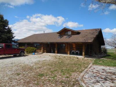 Hamilton Single Family Home For Sale: 292 Grantsdale Cemetery Road