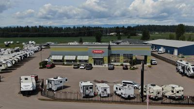 Kalispell Commercial For Sale: 3140 U.s. Hwy 2 East