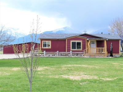 Stevensville Single Family Home For Sale: 1051 Lark View Lane