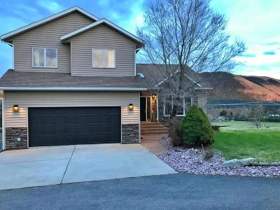 Missoula Single Family Home For Sale: 3960 Duncan Drive