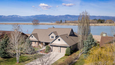 Flathead County Single Family Home For Sale: 243 Harbor Drive