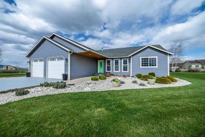 Stevensville Single Family Home For Sale: 334 Beartooth Drive
