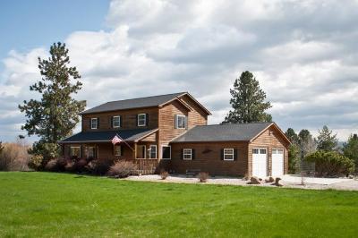 Hamilton Single Family Home For Sale: 940 Bowman Road