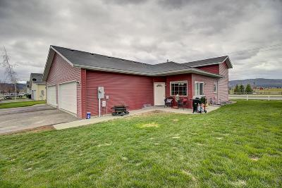 Flathead County Single Family Home For Sale: 166 Empire Loop