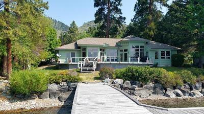 Lake County Single Family Home For Sale: 41619 Rainbow Lane