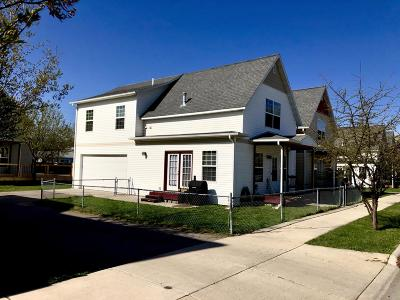 Missoula Single Family Home Under Contract Taking Back-Up : 2107 Livingston Avenue