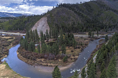 Ravalli County Residential Lots & Land For Sale: 7040 Us-93