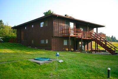 Stevensville Single Family Home For Sale: 4240 Sunnyside Cemetery Road
