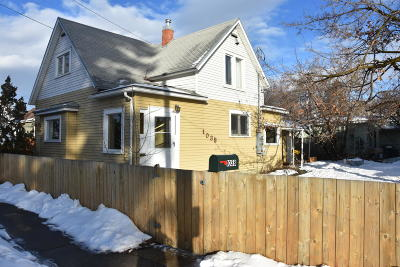 Missoula Multi Family Home Under Contract Taking Back-Up : 1038 Sherwood Street