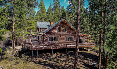 Ravalli County Single Family Home For Sale: 122 Camp 729 Road