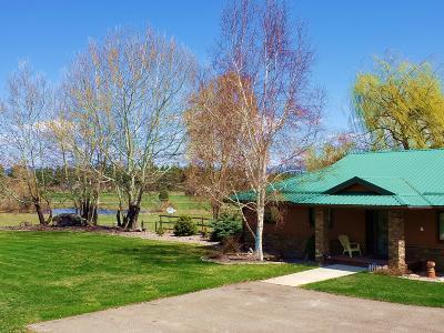 Stevensville Single Family Home For Sale: 218 South Kootenai Creek Road