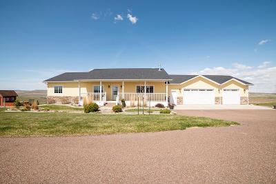Great Falls, Black Eagle, Belt, Ulm Single Family Home For Sale: 113 Bend View Lane