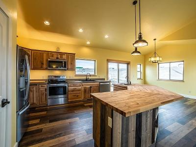 Missoula Single Family Home Under Contract Taking Back-Up : 8885 Churchill Downs Road