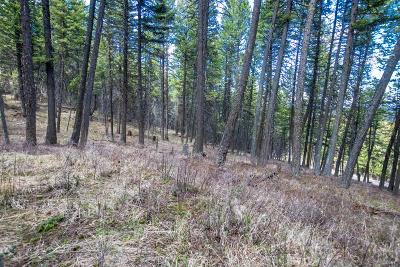 Kalispell Residential Lots & Land For Sale: Nhn Mountain Meadow Court