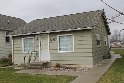 Missoula Multi Family Home For Sale: 2422/2424a Ernest Street