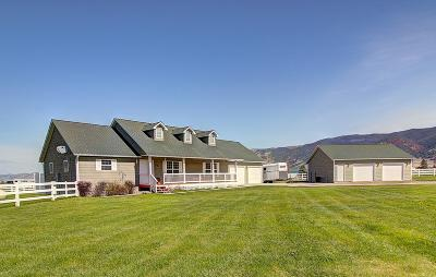Arlee MT Single Family Home For Sale: $347,000